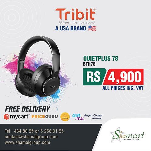 Tribit QuietPlus 78 Active Noise Cancelling Headphones