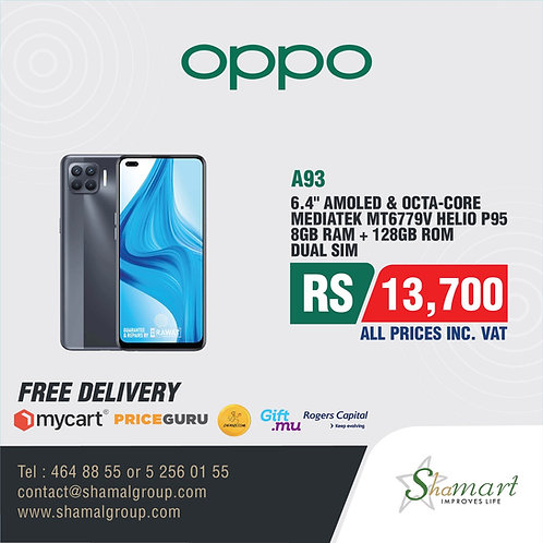 Oppo A93 (8GB+128GB)