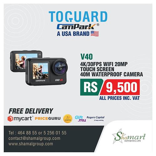 Campark V40 Action Camera