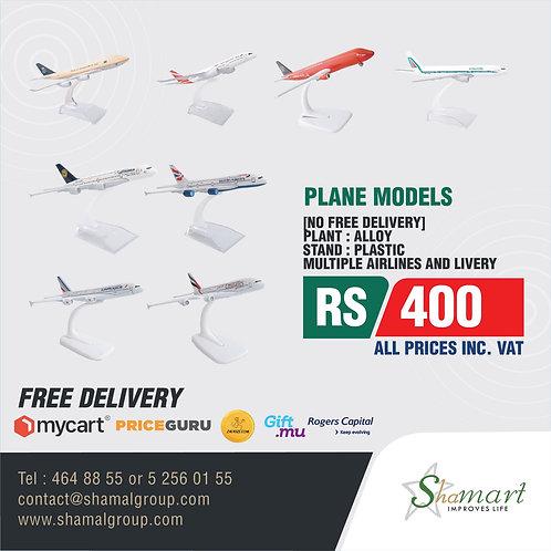 Plane Models [Metal]