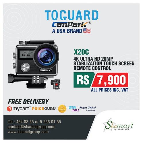 Campark X20C Action Cam