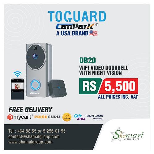 Campark DB20 Wifi Doorbell