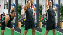 Caution & Common-sense with Kettlebell
