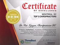 Dr Viet Nguyen Best chiropractor 2019