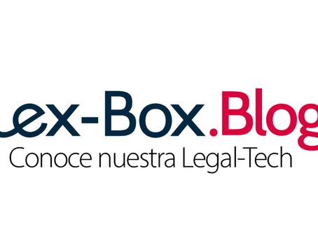 LEX-BOX.COM: LA SOLUCIÓN TECNOLÓGICA A LA BUROCRACIA.