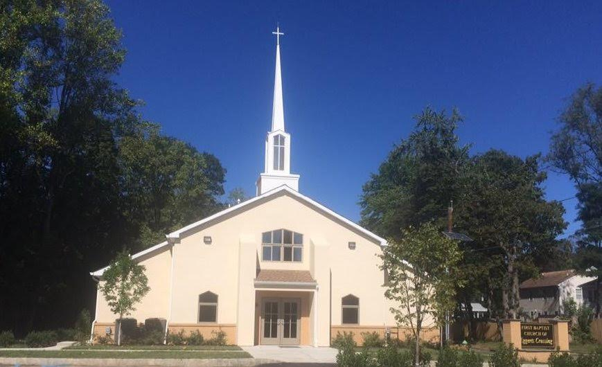 New Church Completed 2017