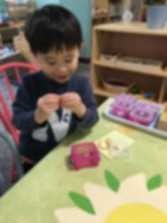 Japanese, Bellevue, Montessori, Bilingual School