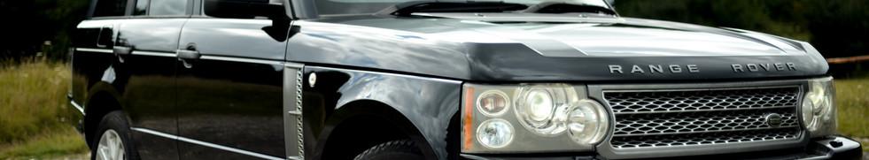 Supercharged Range Rover L322 Vogue SE