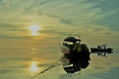 Bali Fishing Boats