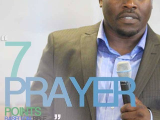 7 PRAYER POINTS YOU CAN BOLDLY DECLARE AND GET YOU THROUGH THE WEEK