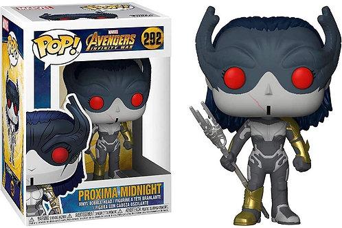 Avengers Proxima Midnight Funko Pop