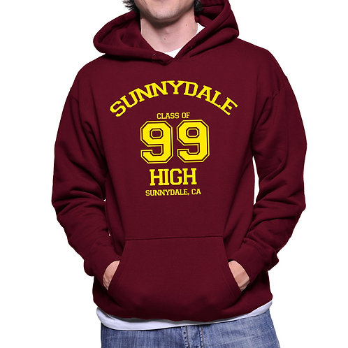 Class of 99 Sunnydale OTH Hoodie