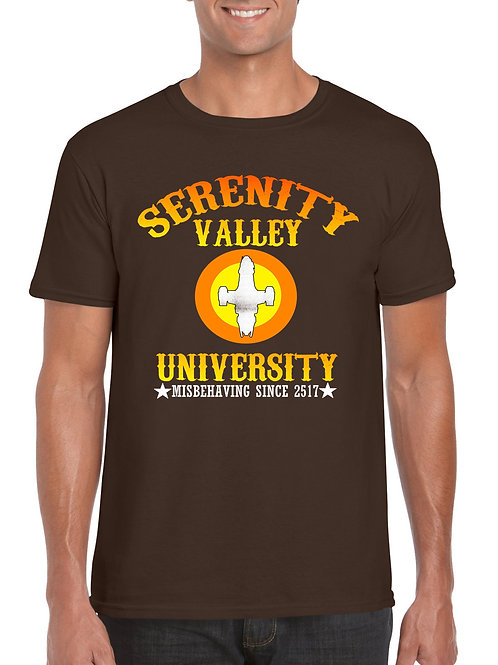 Serenity Valley T-Shirt Brown