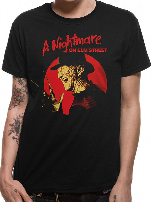Freddie Nightmare Pose T-Shirt