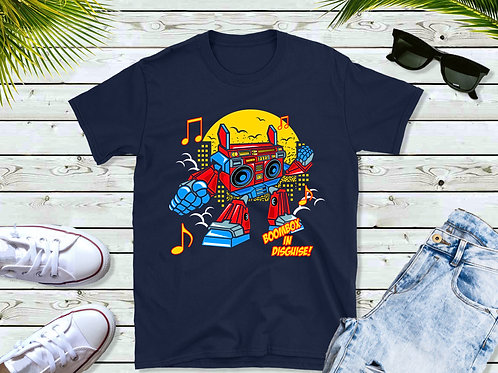 Boom Box In Disguise T-Shirt