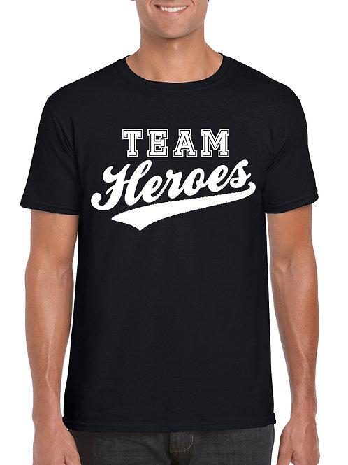 TEAM HEROES T-SHIRT