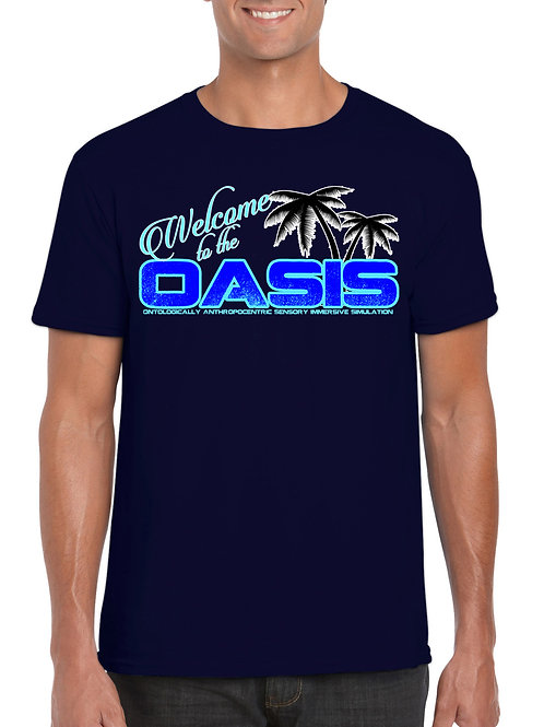 Welcome to the Oasis T-Shirt