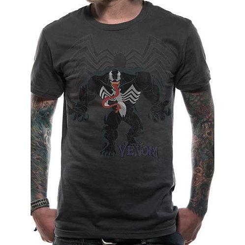 Venom and Logo T-Shirt