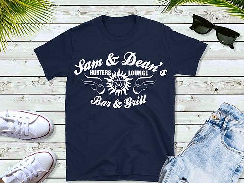 Sam & Dean's Grill T-Shirt