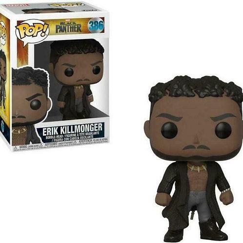 Black Panther Erik Killmonger Funko Pop