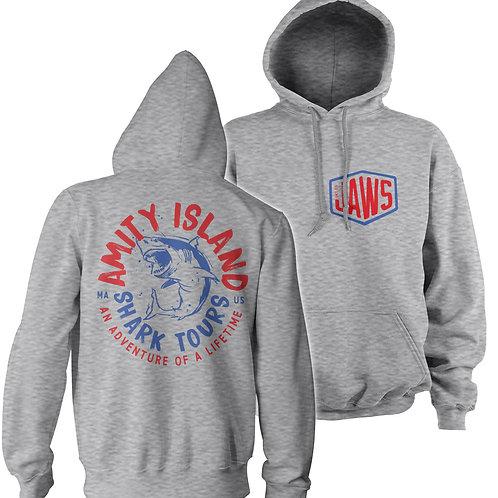 Jaws Amity Island Hoodie