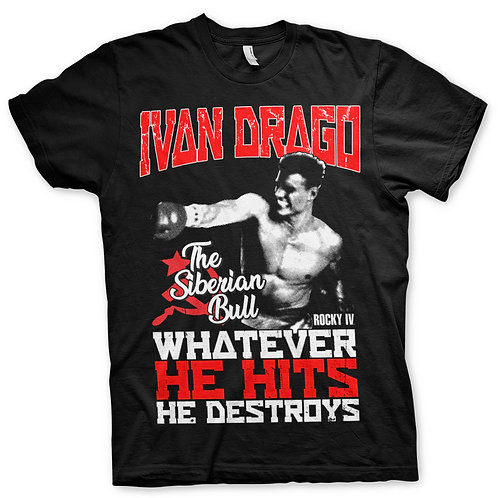 Rocky Ivan Drago T-Shirt
