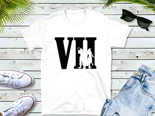 FFVII Silhouette T-Shirt