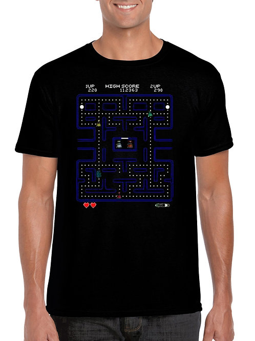 Doctor Who Video Game T-Shirt