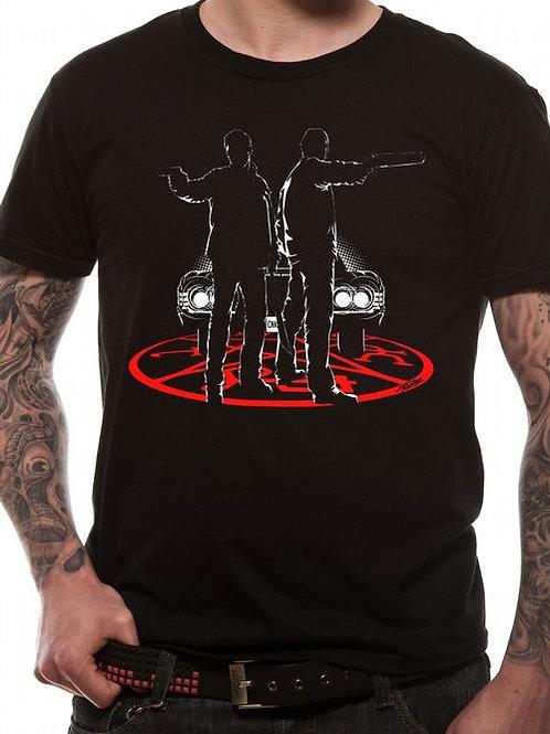 Supernatural Silhouette T-Shirt