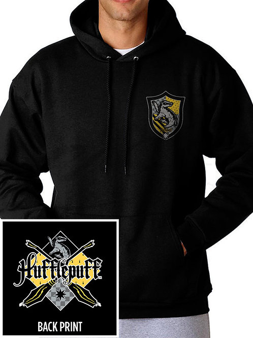 Harry Potter Hufflepuff House Hoodie