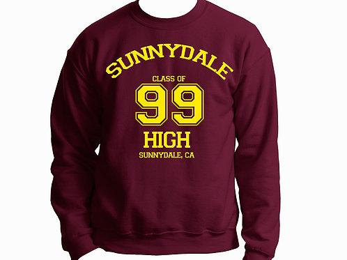 Class of 99 Sunnydale Jumper