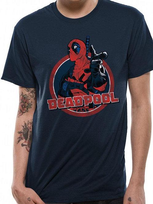 Deadpool Pose T-Shirt