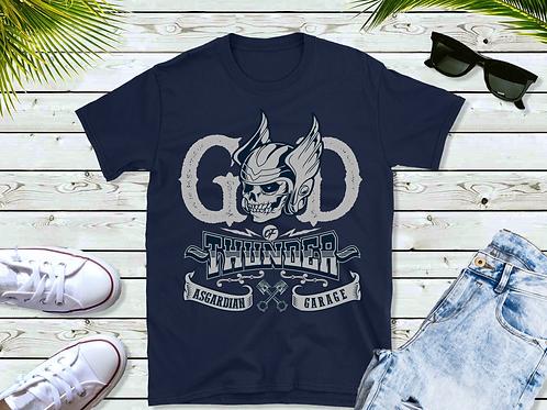 Thunder God Garage T-Shirt