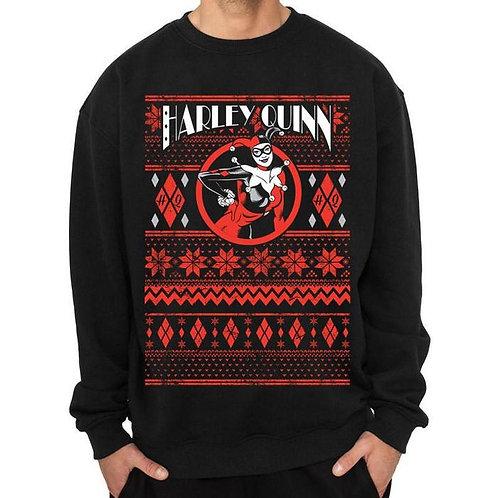 Harley Quinn Christmas Jumper