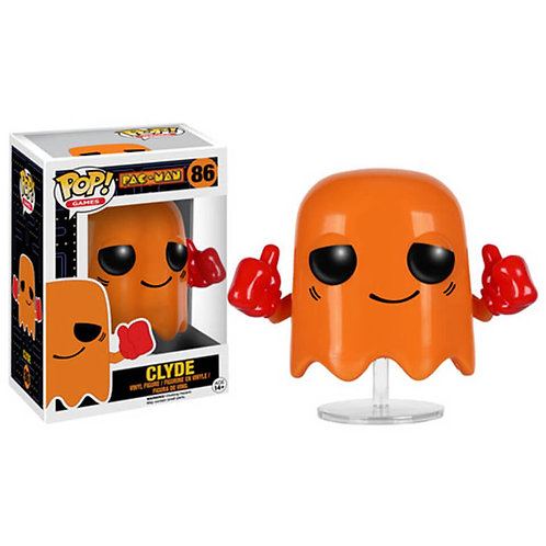 Pac-Man Ghost Clyde Funko Pop
