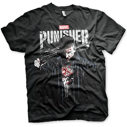 The Punisher TV T-Shirt