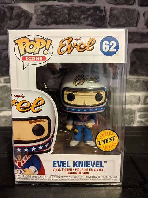 Evel Knievel - CHASE Limited Edition!