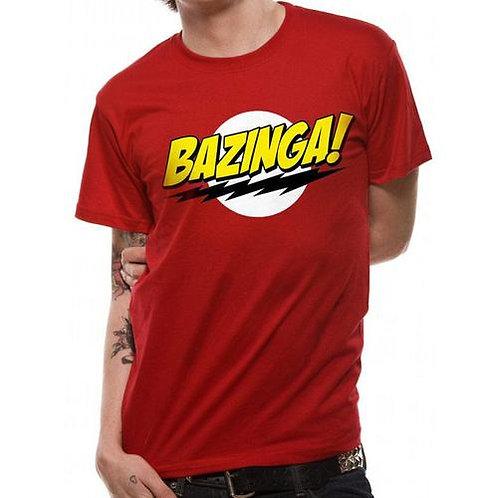 Big Bang Bazinga T-Shirt