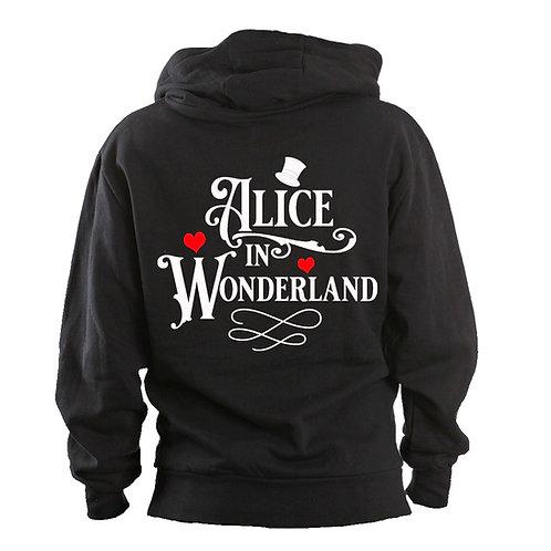 Alice In Wonderland Hoodie