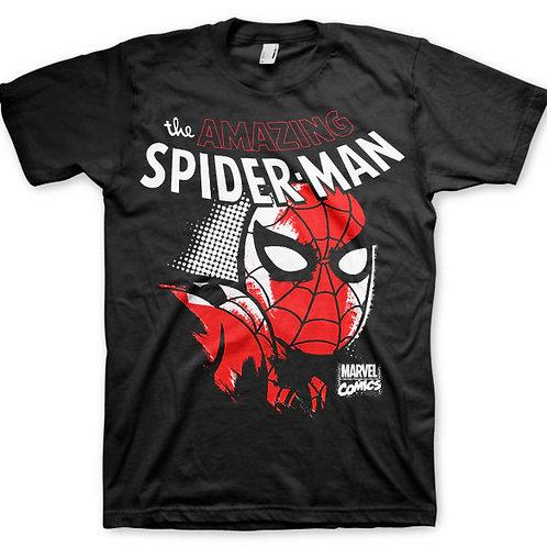 Spider-Man Close Up T-Shirt