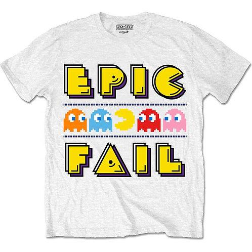 Pac-Man Epic Fail T-Shirt