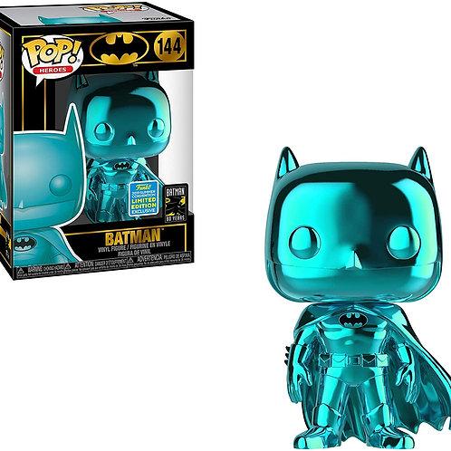 Batman Chrome Teal Limited Edition ECCC 2020