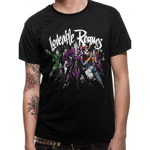Batman Loveable Rogues T-Shirt