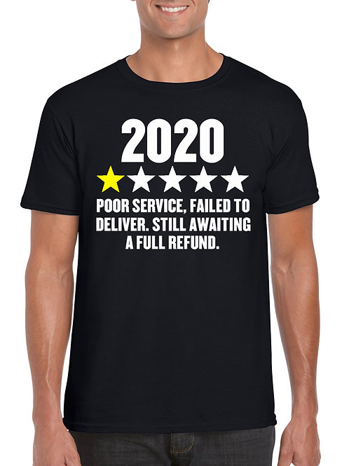 2020 Review T-Shirt