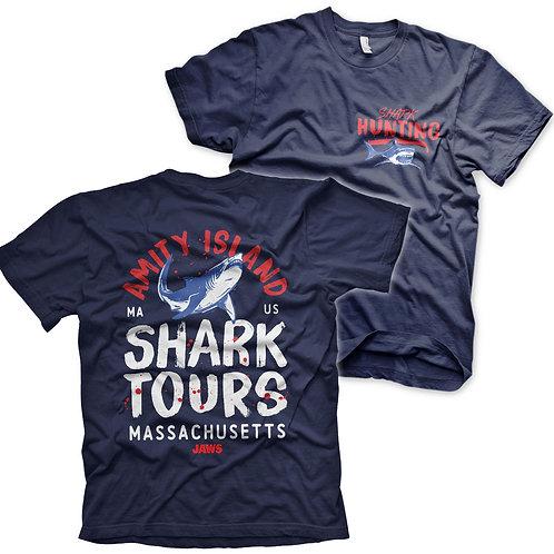 Jaws Amity Island Shark Tour T-Shirt