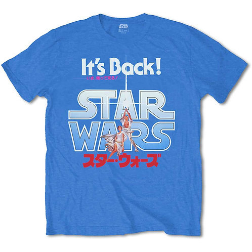 Star Wars Japanese Logo