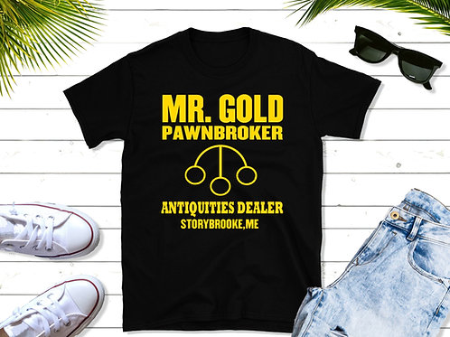 Mr Gold's Pawnbroker T-Shirt