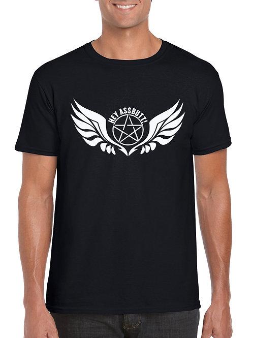 Hey Assbutt! Angel T-Shirt