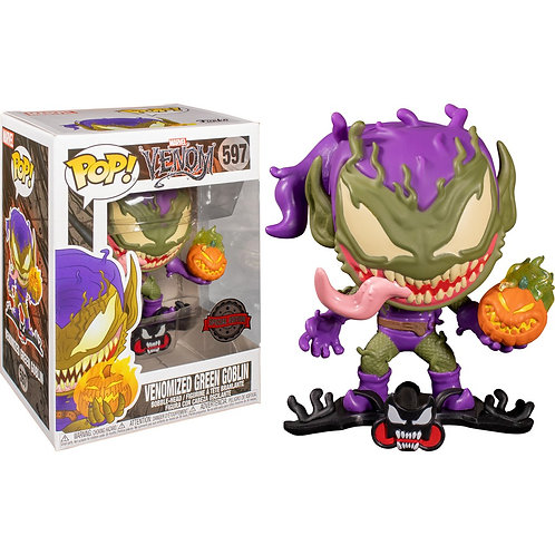 Venomized Green Goblin Special Edition Funko Pop