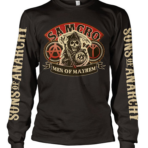 SAMCRO Men Of Mayhem T-Shirt
